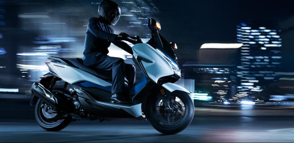 新型フォルツァ2018年モデルが発表されました。