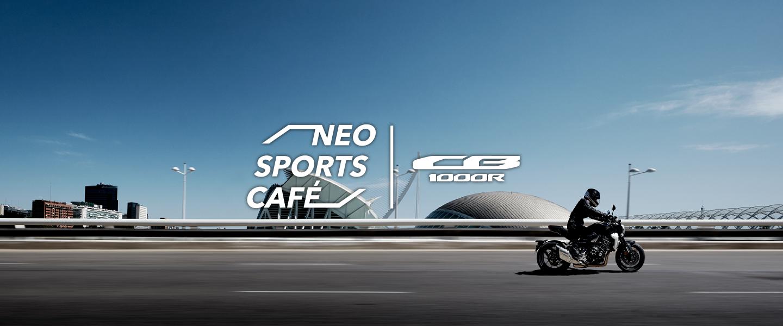 大型ネイキッドロードスポーツモデルCB1000R