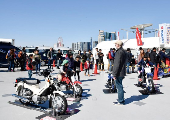 THE 47TH TOKYO MOTORCYCLE SHOW!!