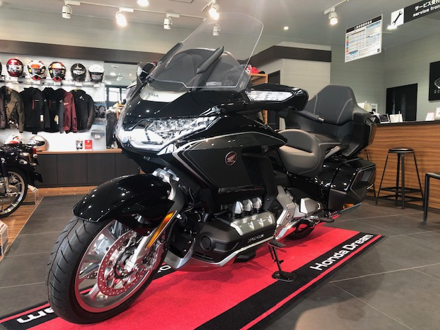 Gold Wing Tour Dual Clutch Transmission