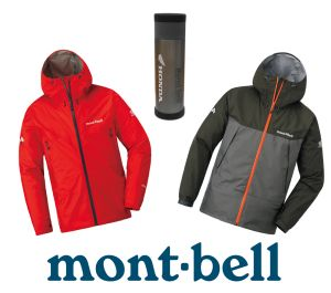 mont-bell コラボ商品