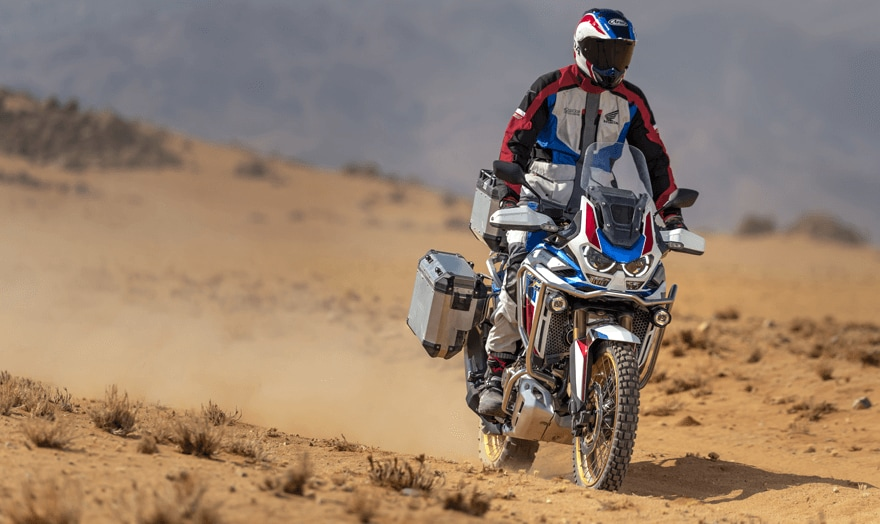 CRF1100L Africa Twin ツーリングフェア開催中!