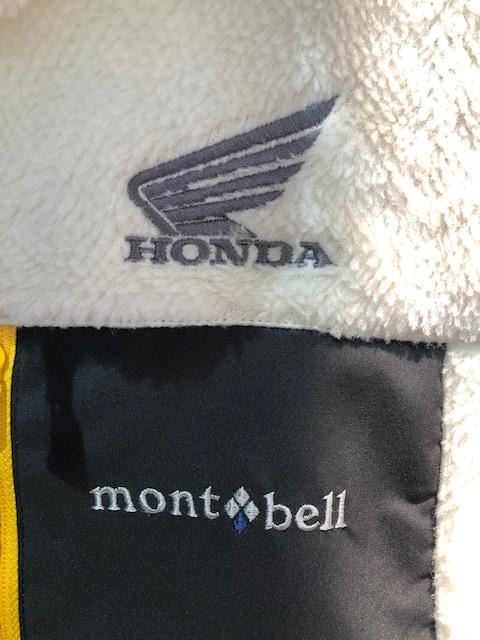 【入荷】mont-bellコラボ商品