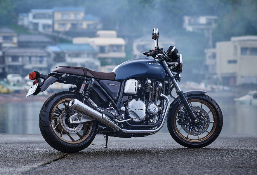 CB1100EX/RS Final Edition発表!